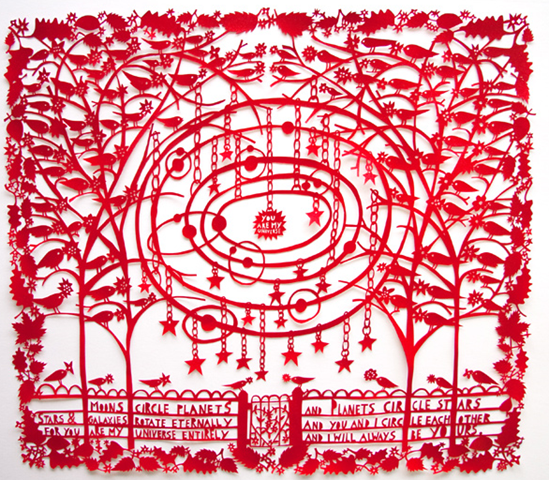 Rob Ryan: You are my universe